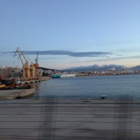 Photo taken at Estació Marítima 3 by Jorge P. on 3/26/2013