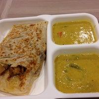 Photo taken at Sankranti - Telugu restaurant by Omprakash R. on 7/5/2013