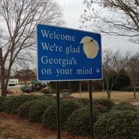 Photo taken at Georgia Welcome Center by Elisabeth N. on 12/12/2012