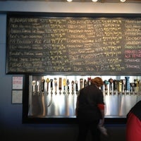 Photo taken at Beer Growler Nation by Stephen J. on 2/1/2013