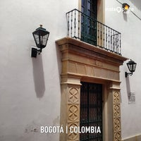 Photo taken at Palacio de San Carlos by Oscar Augusto A. on 4/26/2014