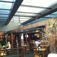 Photo taken at Santillana Lounge Bar by HELENI HARUMI K. on 12/20/2012