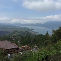 Photo taken at Batur Lake by Maksim G. on 8/9/2015