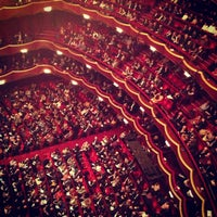 Photo taken at Metropolitan Opera by Jennifer S. on 3/12/2013