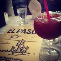 Photo taken at El Paso Restaurant by Jennifer S. on 3/23/2013