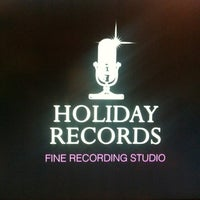 Photo taken at Holiday Records by Eduard S. on 2/5/2013