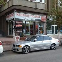 Photo taken at Karakaş Kozmetik by Fatih K. on 9/22/2014