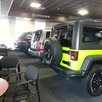 Photo taken at Smith Haven Chrysler Jeep Dodge Ram by Dave C. on 2/12/2013