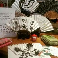 Photo taken at Edo Fasion & Gift - Japan by Nuray Ç. on 7/11/2015