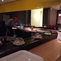 Photo taken at KINDAI Restaurant by Schenniver on 1/10/2016