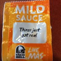 Photo taken at Taco Bell by Timothy Stanley on 4/19/2014