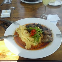 Photo taken at Restaurant Tierra de Fuego by Caleb FaVian A. on 2/7/2013