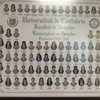Photo taken at Facultad de Derecho by David O. on 6/28/2013