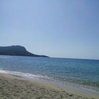 Photo taken at Baracuda Beach Bar by Teodor V. on 9/19/2015