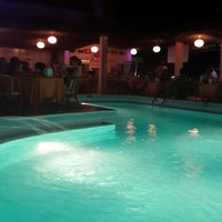 Photo taken at Orion Beach Hotel by Serhat on 9/10/2013