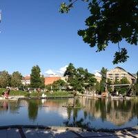 5/20/2013 tarihinde Bojana J.ziyaretçi tarafından Millenáris park'de çekilen fotoğraf