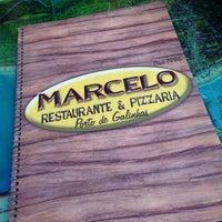 Foto tirada no(a) Marcelo Restaurante & Pizzaria por Joelma R. em 8/3/2014
