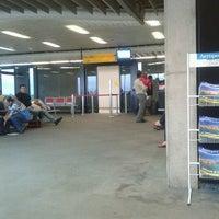 Photo taken at Portão 1 by Marco Aurelio C. on 1/5/2013