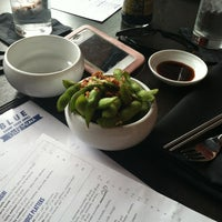 Photo taken at Baby Blue Sushi Sake Grill by Adam A. on 4/7/2013
