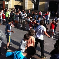 Foto tomada en Plaça de l'Ajuntament por Delimalimon C. el 5/23/2013