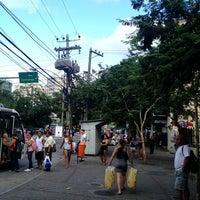 Photo taken at Largo da Freguesia by EmeRson S. on 1/19/2013