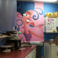 Photo taken at Baskin-Robbins by Kirk H. on 10/16/2013