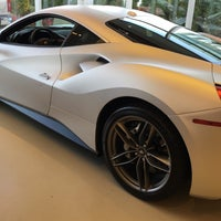 Photo Taken At Ferrari Maserati Long Island By BD On 11/5/2016