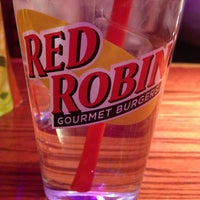 Photo taken at Red Robin Gourmet Burgers by Kaitlin P. on 12/22/2012