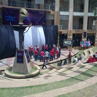 Photo taken at Universiti Teknologi MARA (UiTM) by Bat A. on 3/3/2013