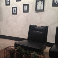 Photo taken at The Hive Salon by Lily B. on 12/13/2012