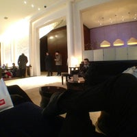 Photo taken at Mercer Hotel by Mido O. on 1/4/2013