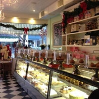 Photo taken at Little Cupcake Bakeshop by Mido O. on 12/15/2012