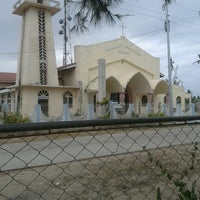 Photo taken at Immaculate Concepcion Parish Church by Joda S. on 3/12/2014