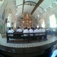 Photo taken at Sts. Peter & Paul Church by Joda S. on 4/3/2014