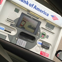 Photo taken at Bank Of America ATM by Bobby C. on 1/12/2013