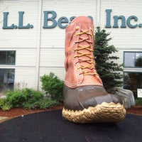 Photo taken at L.L.Bean by Donald C. on 7/1/2013