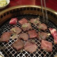 Das Foto wurde bei Yakiniku YAZAWA von Lisa T. am 10/20/2012 aufgenommen