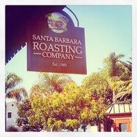 Photo taken at Santa Barbara Roasting Company by Abtein J. on 9/29/2013