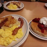 Photo taken at IHOP by Audra B. on 1/1/2014