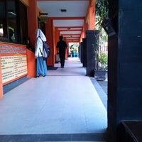 Photo taken at SMA Khadijah Surabaya by zauza s. on 9/22/2013