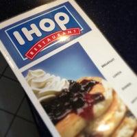 Photo taken at IHOP by Daniel C. on 1/19/2013