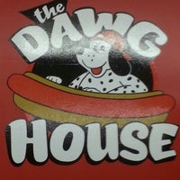 Photo taken at Dawg House by Pamela S. on 2/9/2013