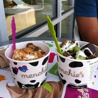 Photo taken at Menchies by Jen C. on 5/18/2014