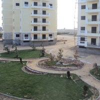 Photo taken at واحة الريحان by Mohamed M. on 6/9/2013