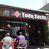 Photo taken at Todo Sushi by Jordan C. on 6/14/2013