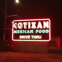 Photo taken at Cotixan Mexican & Seafood by Jordan C. on 1/24/2013