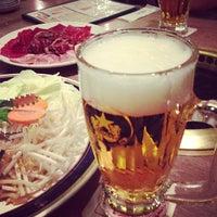 Photo taken at Chiba Beer Garden by Tadashi M. on 9/15/2013