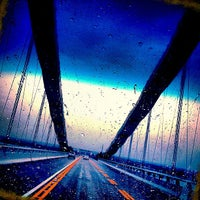 Photo taken at Chesapeake Bay Bridge by Gman L. on 6/4/2013