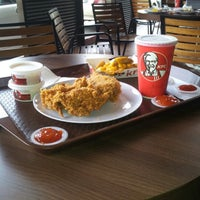 Photo taken at KFC by Faisal I. on 1/12/2013