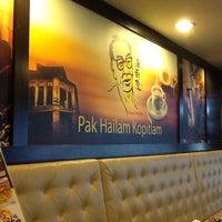 Photo taken at Pak Hailam Kopitiam by Harden H. on 11/16/2012